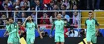 Kalahkan Rusia 1-0, Portugal Kudeta Posisi Puncak Klasemen Sementara Grup A Piala Konfederasi 2017