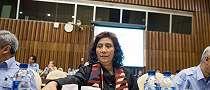 Pesan Menteri Susi Jelang Lebaran: Jangan Lupa Makan Ikan