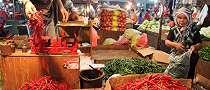 Minim Pasokan, Harga Cabai di Pasar Tradisional Meroket 130%