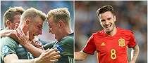 Hasil Semifinal Piala Eropa U-21 2017: Jerman dan Spanyol Lolos ke Final